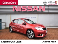 1.5 DCI N-Connecta Just 77,000km's '181' Reg