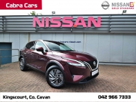 2022 1.3 Hybrid SV - THE ALL NEW QASHQAI NOW AT CABRA CARS!
