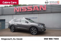 4WD 7 seater 1.6dci Design & Tech Packs.