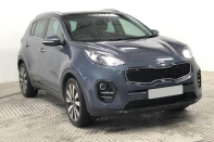 Sportage 1.7 CRDI. Top spec '3' model with only 8,000km's